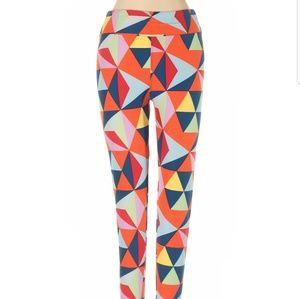 Lularoe Leggings O/S Bright Colorful Comfy